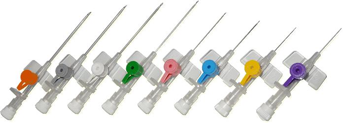 Катетер (канюля) внутривенный CK-Flon