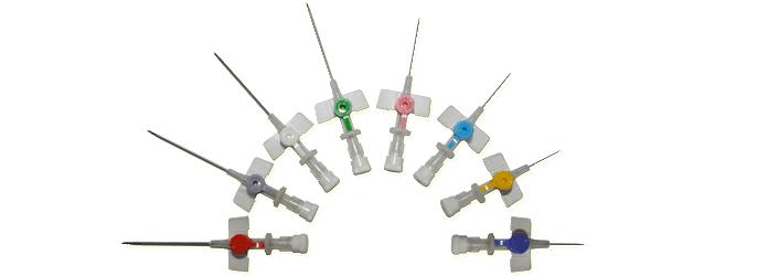 Катетер (канюля) внутривенный ONE-FLON